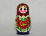 10 pieces matrioshka